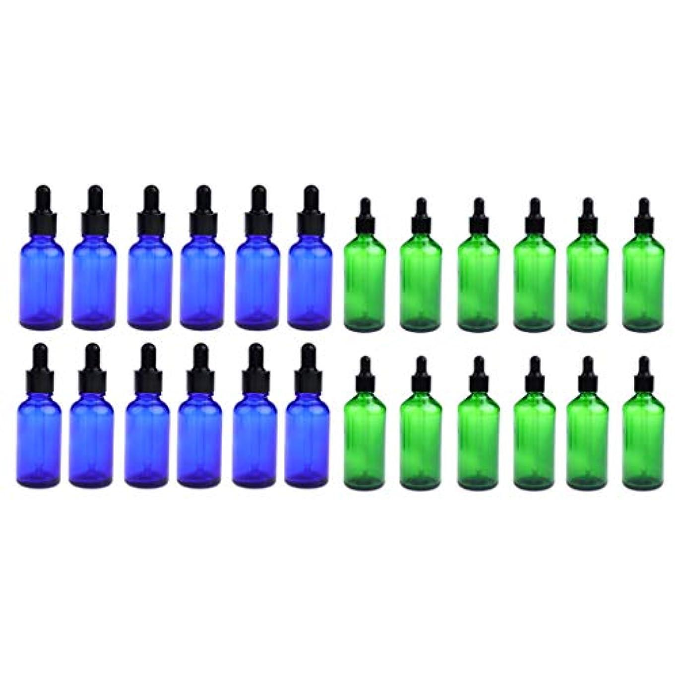 こどもの宮殿窒素申請者スポイト 瓶 遮光 スポイトボトル 30ml エッセンシャルオイル アロマ セラピー バイアル
