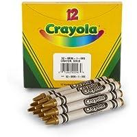 Crayola Bulkクレヨンゴールド 2-Pack ゴールド 52-0836-083-C2