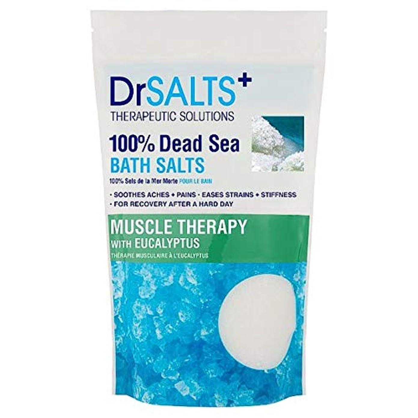 強大なカレッジ天窓[Dummy] Dr塩筋療法入浴剤の1キロ - Dr Salts Muscle Therapy Bath Salts 1Kg [並行輸入品]