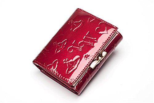 (ヴィヴィアン ウエストウッド)Vivienne Westwood 財布 三つ折り財布 (レッド) [並行輸入品]