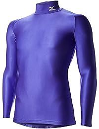 (ミズノ) MIZUNO トレーニングウェア バイオギアシャツ(ハイネック長袖) A60BS350[メンズ]