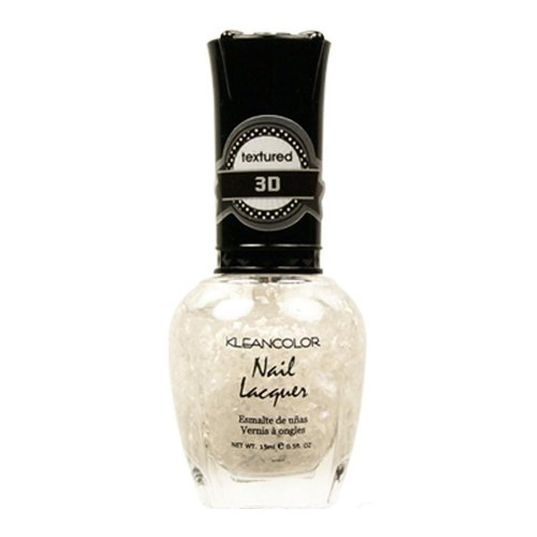 カストディアン期限投票KLEANCOLOR 3D Nail Lacquer - Sugar Cravings (並行輸入品)