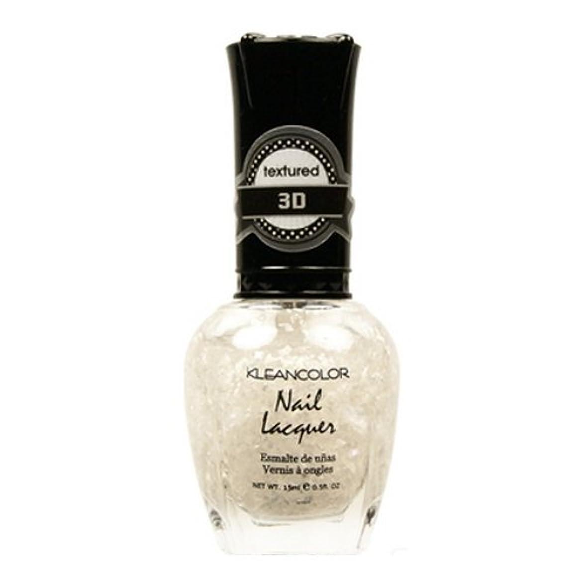 突然障害マーガレットミッチェル(6 Pack) KLEANCOLOR 3D Nail Lacquer - Sugar Cravings (並行輸入品)