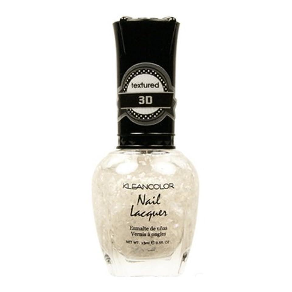 情緒的講師用語集(6 Pack) KLEANCOLOR 3D Nail Lacquer - Sugar Cravings (並行輸入品)