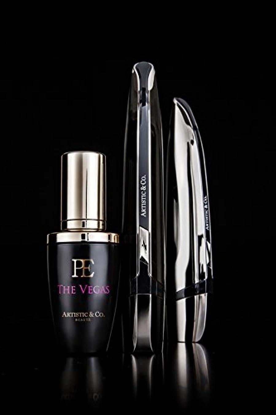 『プレミアムセット』Dr.Arrivo THE VEGAS(ドクターアリーヴォ ザ ベガス)A&C VEGAS 美顔器 美容液(30ml) 専用ポーチ セット