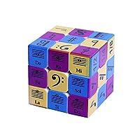 音符キューブ3×3×3スピードスムーズパズル学習ツール開発インテリジェンス子供のおもちゃ