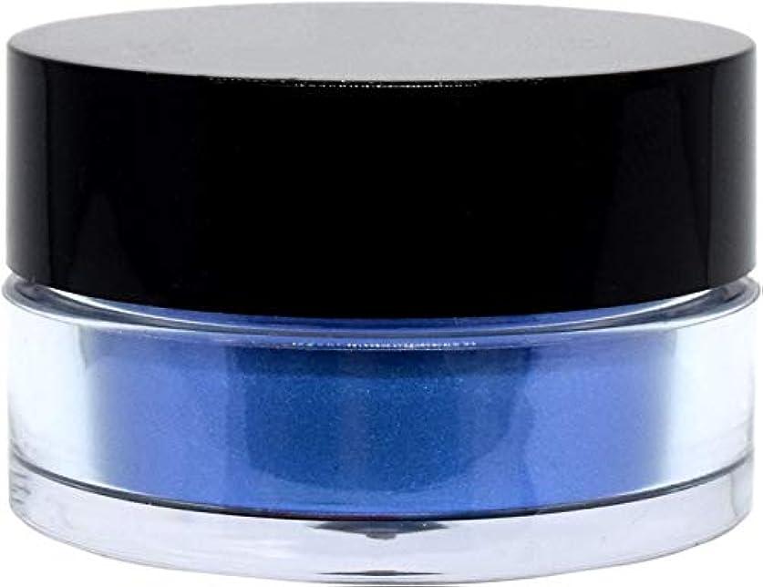 ドナー勇敢なクラックポット三善 プチカラー 高発色 アイシャドウ パール col:15 ブルー系