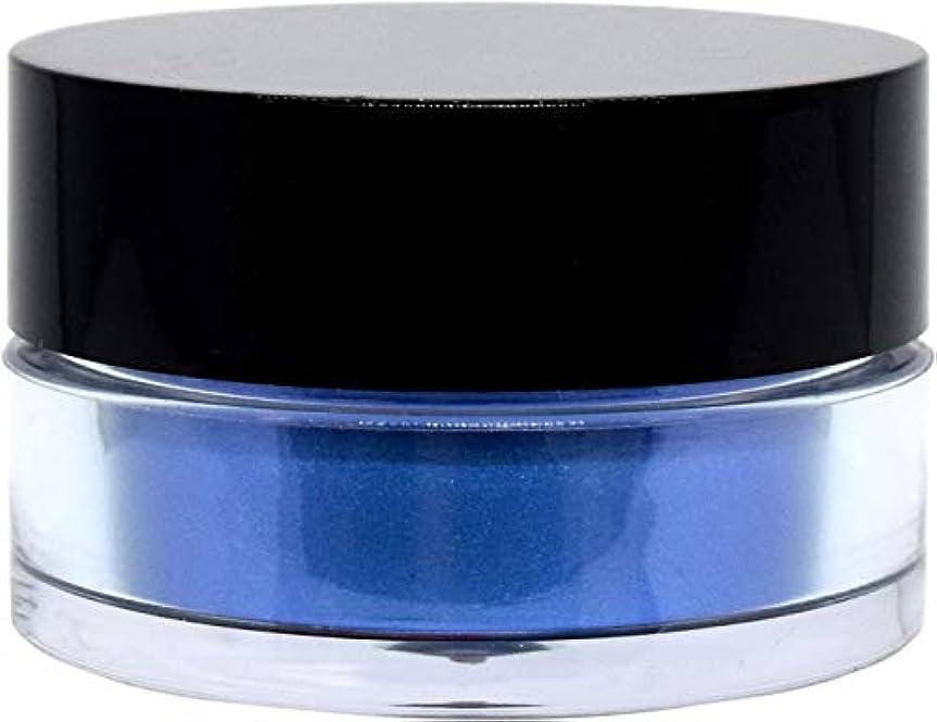 テンポ一瞬収容する三善 プチカラー 高発色 アイシャドウ パール col:15 ブルー系