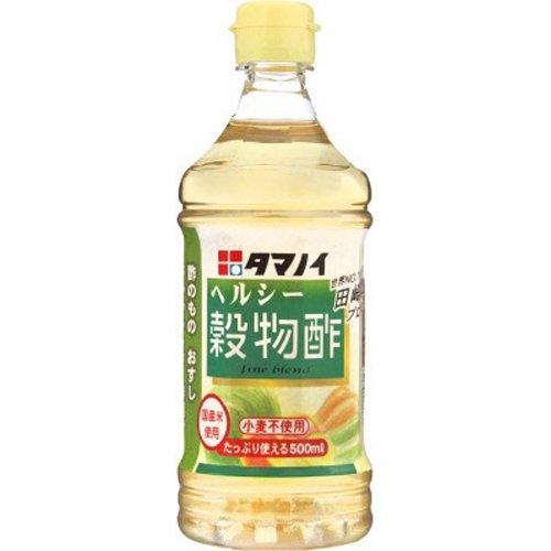 タマノイ ヘルシー穀物酢 500ml