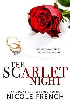 The Scarlet Night (Rose Gold Book 0) by [French, Nicole]