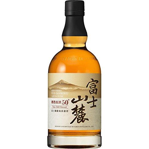 キリン ウイスキー 富士山麓 樽熟原酒50度 700ml