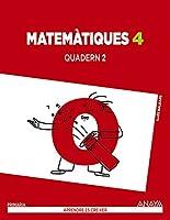 Matemàtiques 4. Quadern 2.
