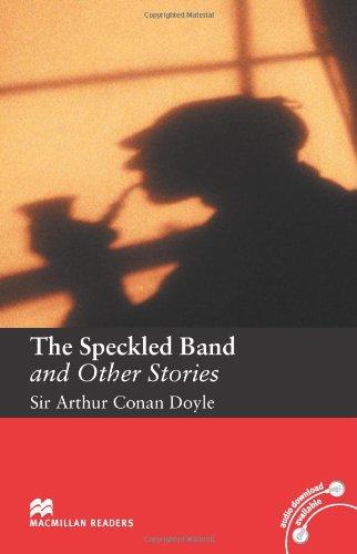 Macmillan Reader Level 5 Speckled Band Intermediate Reader (B1+)