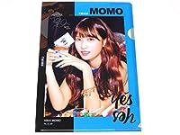 TWICE トゥワイス MOMO モモ A4 クリアファイル YY