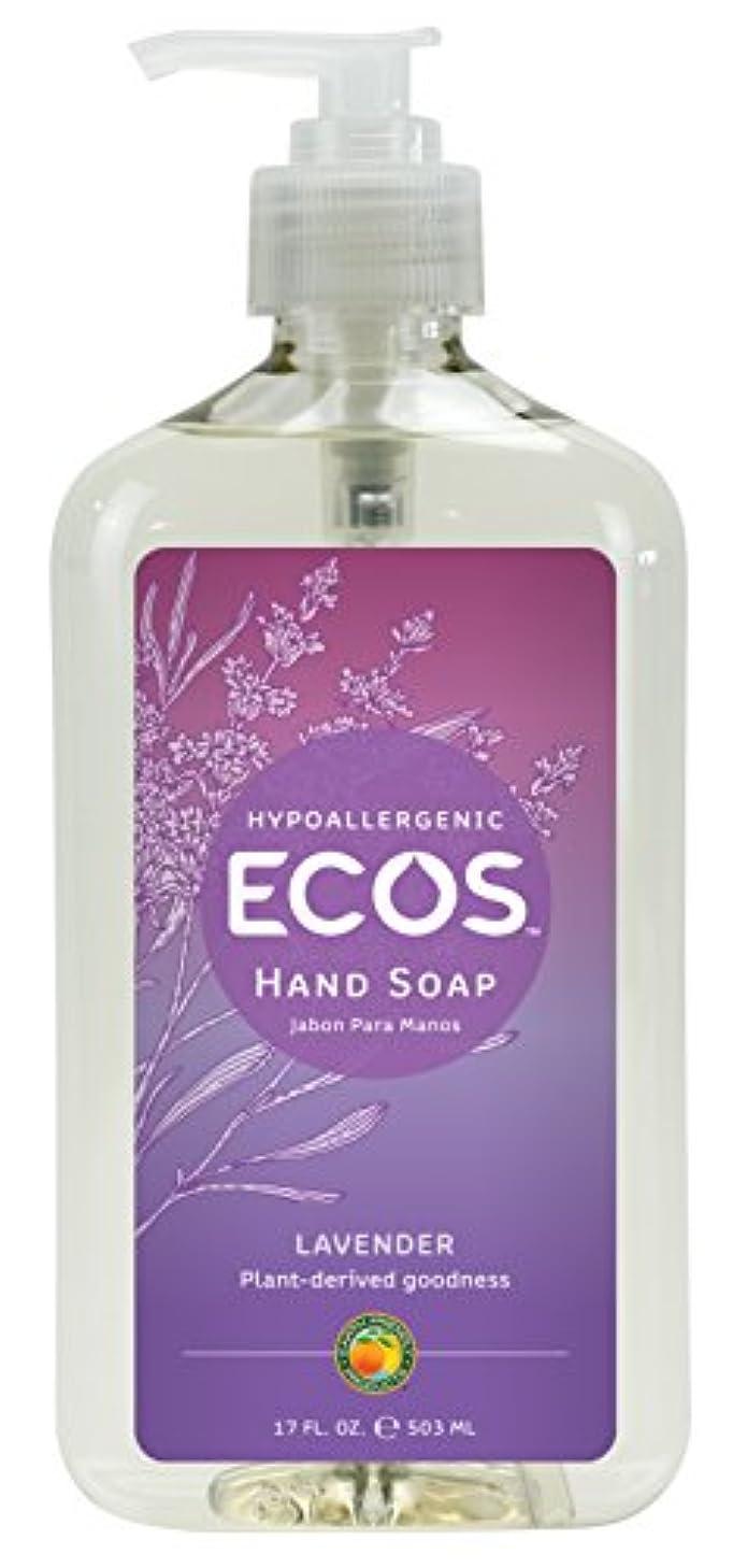 パッド愛鈍いEarth Friendly Products Hand Soap, Lavender, 17-Ounce Bottle by Earth Friendly Products