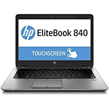 "HP Elitebook 840 G1 14.0"" Touch, Core i7-4600U, 8GB RAM, 256GB SSD (Renewed)"