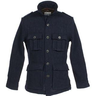 G.V. Conte Field Jacket: Navy