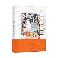 シンファ- 2018 SHINHWA 20th ANNIVERSARY CONCERT HEART DVD 2DVD+96p Photobook+20th Anniversary Metal Bookmark [韓国盤]