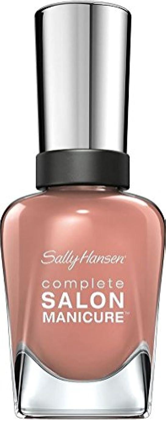 休眠六ドキュメンタリーSally Hansen Complete Salon Manicure Nail Colour Mudslide
