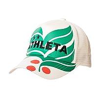 ATHLETA(アスレタ) メッシュキャップ 帽子 05218 10WHT F