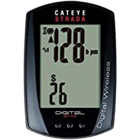 CatEye Strada Digital Wireless Speed and Heart Rate Bicycle Computer CC-RD420DW [並行輸入品]
