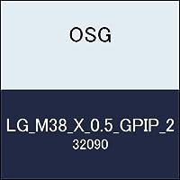 OSG ゲージ LG_M38_X_0.5_GPIP_2 商品番号 32090