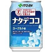 伊藤園 ナタデココ ヨーグルト味280g缶×24本入