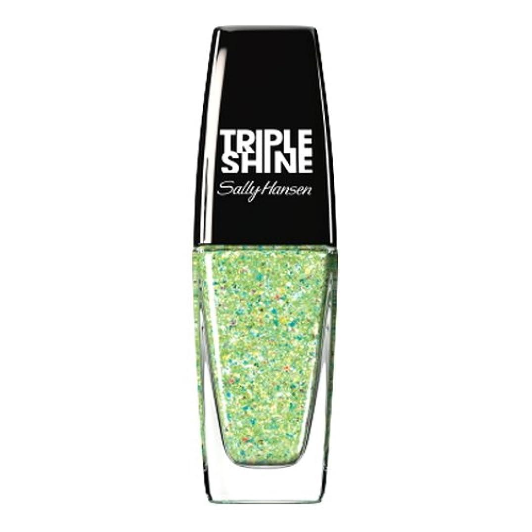 克服する風邪をひく家畜SALLY HANSEN Triple Shine Nail Polish - Scale Up (並行輸入品)