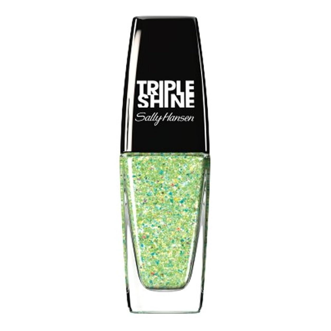 観光に行く壁紙貯水池SALLY HANSEN Triple Shine Nail Polish - Scale Up (並行輸入品)