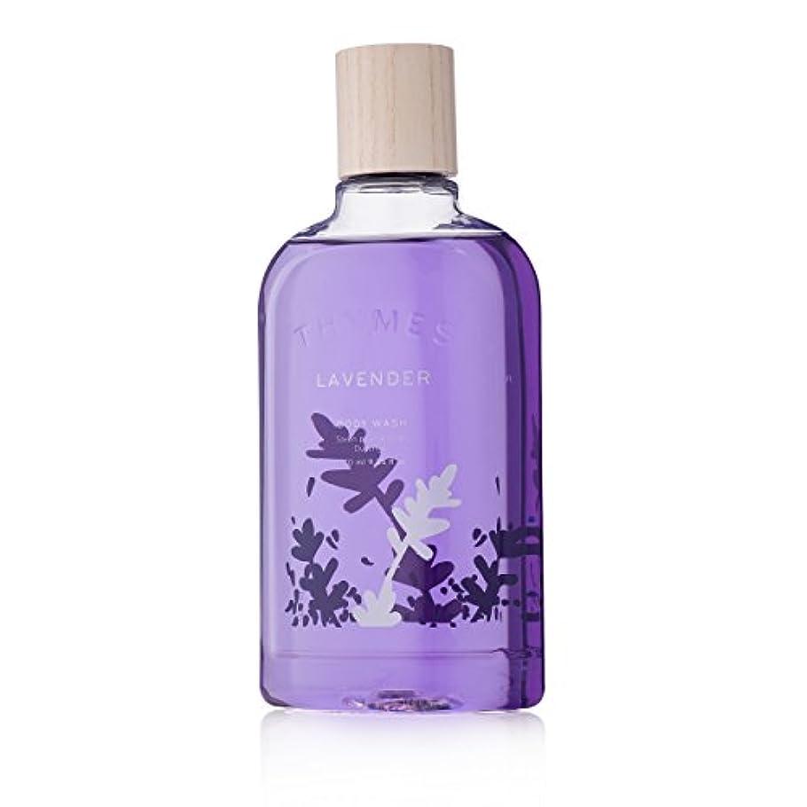 天井帝国火傷Thymes Lavender Body Wash 270ml/9.25oz