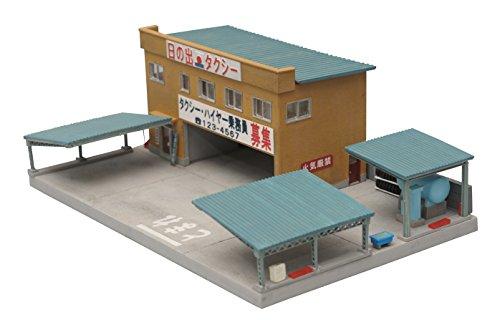 トミーテック ジオコレ 建物コレクション 077 タクシー営業所 ジオラマ用品