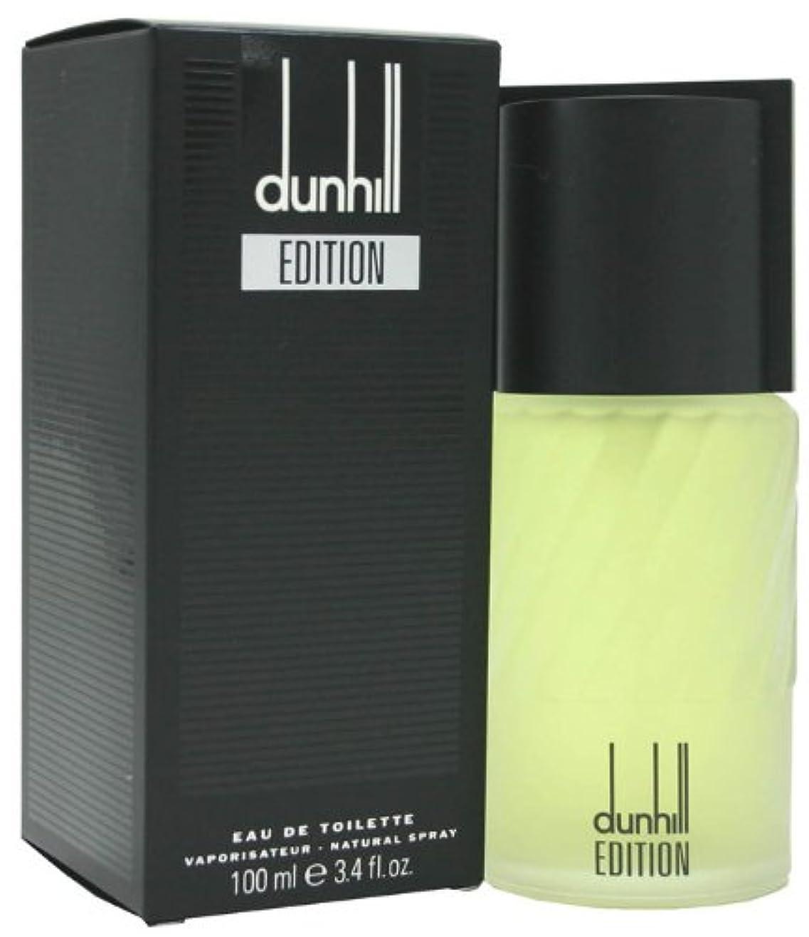 トレイ成熟した参照DUNHILL 香水 エディション ET/SP/100ML 1598-DH-100 [並行輸入品]