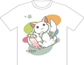 魔法少女まどか☆マギカ ドライ Tシャツ キュゥべえ サイズ:L