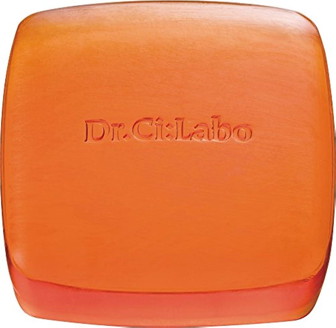 ベルパーティション薄めるドクターシーラボ VC100ピーリングソープ 100g 洗顔石鹸