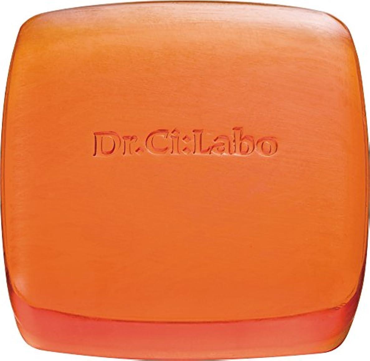 拒絶カールディスクドクターシーラボ VC100ピーリングソープ 100g 洗顔石鹸