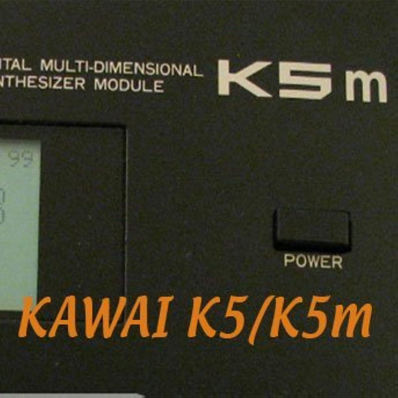 いちゃつく心配する彼女KAWAI K5/K5m Huge Original Sound Library & Editors on CD (並行輸入)