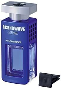 セイワ(SEIWA) 車用 芳香剤 ライジングウェーブ ライジングウェーブ クルマ用芳香剤 エアコン取り付け型 エターナル (みずみずしいフルーツの香り) 7ml RW06