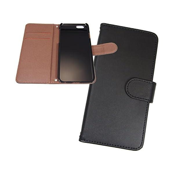 トレンドゲート iPhone6S 対応 黒色 無...の商品画像