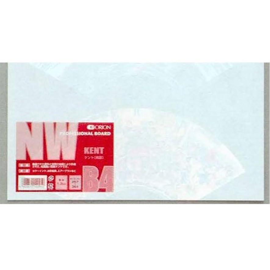 南ジョグ服ケント紙ボード 両面薄口 NW-B4 B03-5397