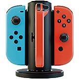 Nintendo Switch Joy-Con ジョイコン 大容量出力 急速充電スタンド コントローラー スイッチ[1年保証]