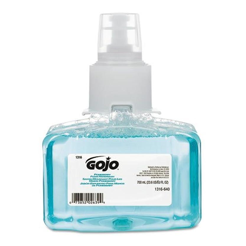 氏道を作る微視的goj131603 – GOJO Pomeberry泡手洗いリフィル