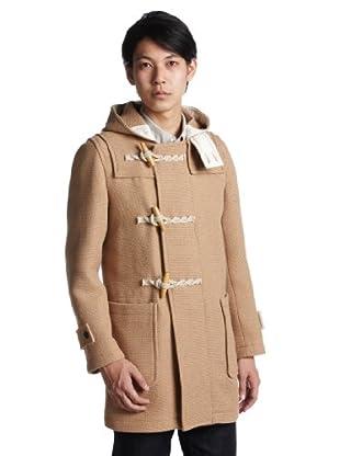 Basket Melton Duffle Coat 3125-136-0210: Beige