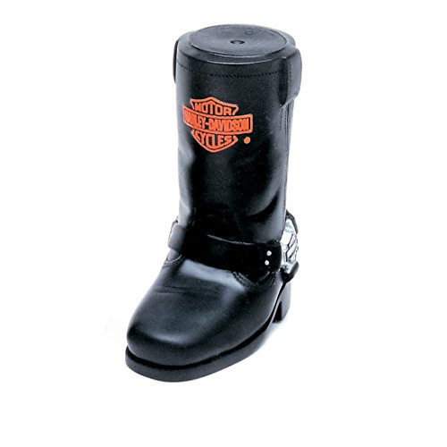 Harley-Davidson Vinyl Boot Dog Toy - Boot by Coastal Pet