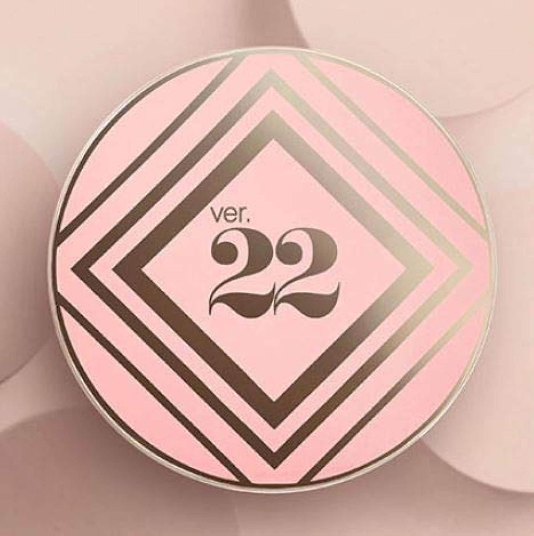 魔術熟達熟達Ver.22 Chosungah C&T VVIG Cushion 25g SPF50+/PA++++ (1号ライトベージュ) [並行輸入品]
