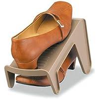 省スペース靴収納1/2  (5個組)