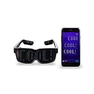 Chemion スマートグラス Smart LED Glasses CHM-2000