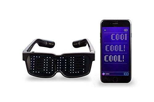 Chemion スマートグラス Smart  LED Glasses CHON-100A