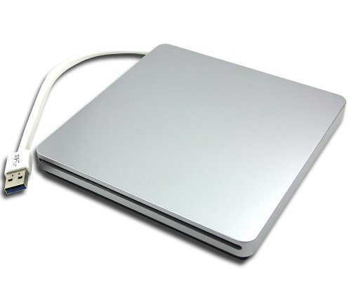 New for Apple iMac A1418 21.5-Inch A1419 27-Inch Late 2012 Desktop PC USB 3.0 Blu-ray Burner SuperDrive 6X 3D BD-RE DL 25GB 50GB 100GB Blue-ray Dual Layer Writer External Slot-in Optical Drive Silver [並行輸入品]