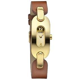 FENDI (フェンディ) 腕時計 LINK リンク F343252 レディース