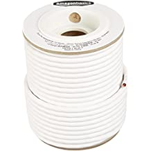 AmazonBasics 14-Gauge Speaker Wire - 99.9percent Oxygen Free Copper - 100 Feet